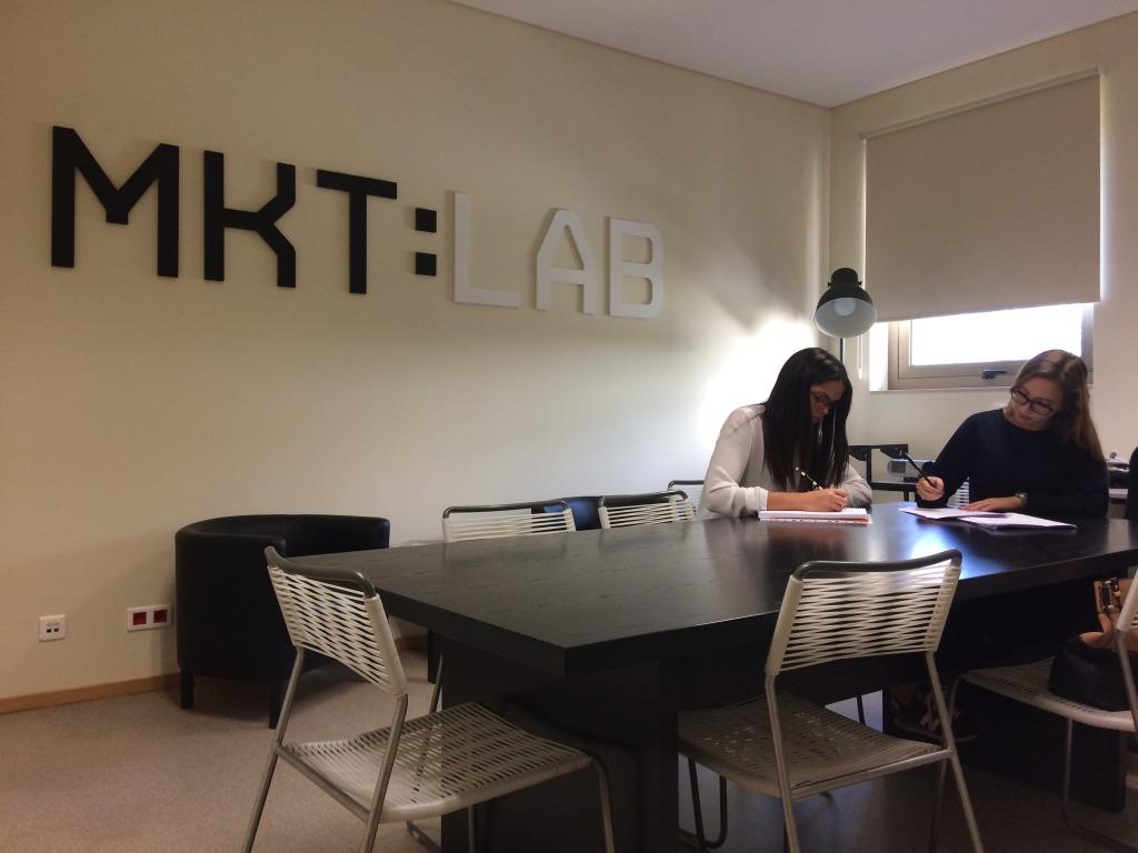 MKT:Lab Laboratório de Marketing do ISVOUGA Laboratório de Marketing do ISVOUGA, Instituto Superior de Entre Douro e Vouga
